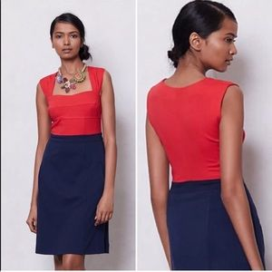 Girls From Savoy Colorblock Dress